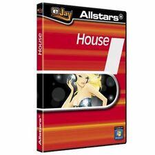 eJay Allstars House  - Create his music House as a DJ.Virtual Music.Free Samples