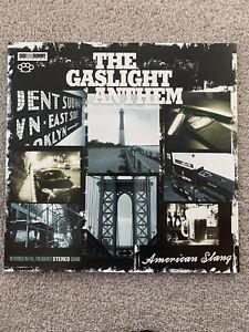 Gaslight Anthem American Slang Vinyl