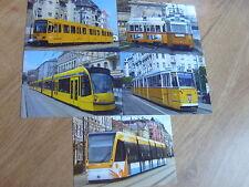Hungarian Tram Postcards @ 5: Siemens TW Ganz CAF Urbos - Budapest Strassenbahn