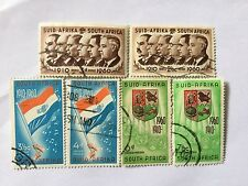 1960 South Africa Nice Stamps.