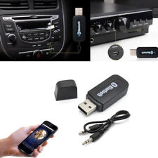 Bluetooth Stream Interfaccia Aux IN Jack MP3 USB CD Adattatore Per Molti Veicoli