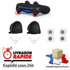 Kit de réparation Gachette bouton Caoutchouc L2 R2 ressort  - Manette PS4 - PRO