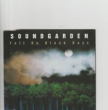 Soundgarden- Fell On Black Days UK promo cd single.