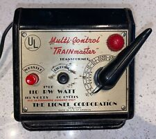 Vintage Lionel Type RW Transformer Controller in Original Box