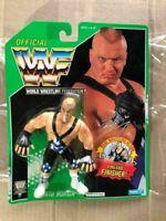 WWF Hasbro Ludvig Borga 1994 Green Card Wrestling Action Figure Very Rare