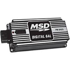 MSD 64253 BLK MSD-6AL, Digital Ignition w/rev Cont