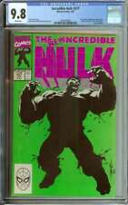 INCREDIBLE HULK #377 CGC 9.8 WHITE PAGES