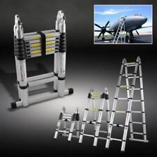 Escalera plegable de bricolaje de aluminio