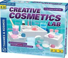 Creative Cosmetics Lab Skin Care Science Thames & Kosmos Experiment Kit 646518