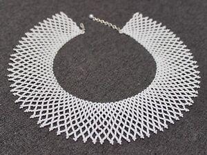 Ginsburg collar RBG necklace Pearl necklace for women rbg costume rbg collar