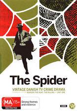 The Spider  - DVD - NEW Region 4