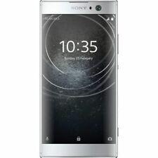 Sony Xperia XA2 - 32GB-Argento (Sbloccato/SIMFREE) grado C