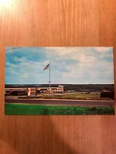 Unused Valmont Industrial Park Hazelton Pennsylvania PA Postcard