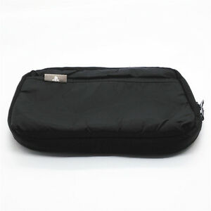 Black Soft Case Protective Carry Cover Bag Pouch For Sony PSV PS Vita