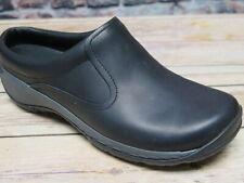 Merrell Encore Black Leather Slide   *J45810