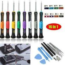 16 in 1 Mobile Phone Repair Tool Kit Screwdriver Set For Samsung iPhone 6 7 8 X