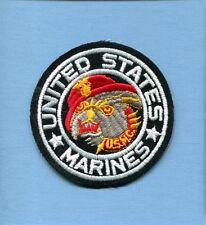 USMC UNITED STATES MARINE CORP BULLDOG GLOBE Veteran Squadron Unit Patch