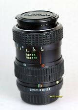 Asahi Pentax M 40-80 mm  1:2,8--4 Macro Zoom