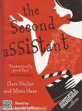THE SECOND ASSISTANT - Naylor/Hare (Cassette Audio Book) (10 Tapes/Unabridged)