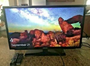 Samsung LED LCD TV 32 inch Component HDMI Works 100% With Remote
