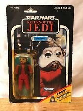 Star Wars Return Of The Jedi Vintage *Nien Nunb* Rare