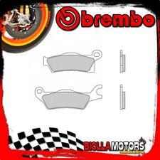07GR27SX PLAQUETTES DE FREIN AVANT BREMBO BOMBARDIER-CAN AM OUTLANDER MAX RIGHT/