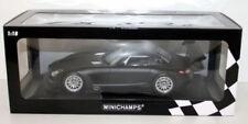 Coches, camiones y furgonetas de automodelismo y aeromodelismo MINICHAMPS GT color principal negro