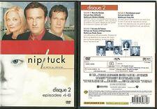 DVD - NIP TUCK : SERIE TV / SAISON 1 - EPISODES 4 à 6