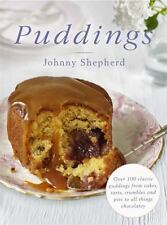 Puddings by Johnny Shepherd (2017, Hardcover)