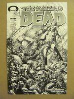 Walking Dead #1 Image Blind Bag Finch B&W Variant 15th Anniversary 9.6 NM+