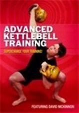 Advanced Kettlebell Training For Mma #2 Dvd David Morrison mixed martial arts