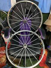 Mavic Ksyrium SSC SL Wheelset The Original Front & Rear