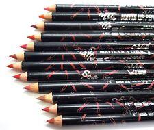 Me Now 2nd Generation 12 Pcs Pcs Multi Color Matte Wooden Eye/Lip Liner Pencil
