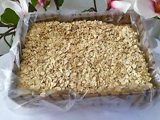 Organic Old Fashioned Oats, 10Lb Bulk ❤️ Healthy Oatmeal Cereal Certified Kosher