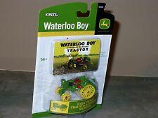 WATERLOO BOY 1/64 Toy John Deere Tractor & Engine Museum Edition NIP Ertl