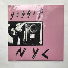 Gossip-no-muertos en la ciudad de Nueva York * Lp Vinilo * Gratis P&P Dim Mak Records de Reino Unido * dm 046 Sellado