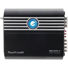 Planet Audio Big Bang BB1200.4 Car Amplifier - 1200 W PMPO - 4 Channel - Class D