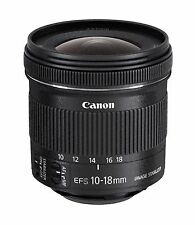 Canon EF-S 10-18 / 4,5-5,6 IS STM EOS **NEU** abzgl. 25€ CashBack