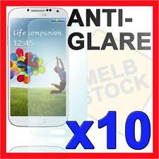 10x Anti Glare Matte Screen Protector Film for Samsung Galaxy S4 i9500 i9505 SIV
