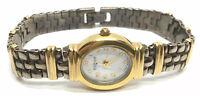 Wittnauer Ladies Gold Tone Wrist Watch Swiss Made
