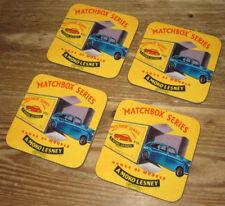 Matchbox Blue Rolls Royce Toys Great Drinks COASTER Set
