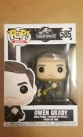 Funko Pop Movies: Jurassic World - Owen Grady Vinyl Figure Item #30979  NEW