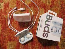 Samsung Galaxy Buds (2019) white wireless ear buds with box
