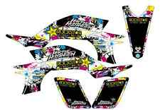 YFZ450 2003-2008  YAMAHA GRAPHIC KIT STICKERS GRAPHIC KIT DECAL PEGATINAS