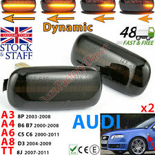 Dynamic Sweep LED Side signal Light A3 S3 8P A4 S4 RS4 B6 B7 TT 8J A6 LUXFACTORY