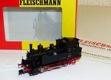 Fleischmann 4099 K Dampflok BR 98 818 OVP H0 TOP Zustand 1:87