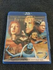 The Fifth Element Blu-ray Disc