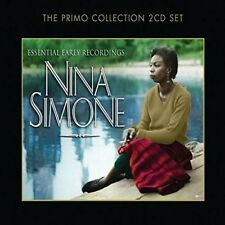 NINA SIMONE - ESSENTIAL EARLY RECORDINGS 2 CD NEUF