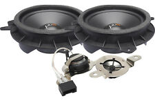 PowerBass Autosound OE Series OE65C-TY 2Way Component Speaker Toyota Plug N Play