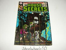 House Of Secrets #81 Comic DC 1969 1st Appearance Abel Neal Adams Cover Horror